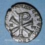 Münzen Magnence (350-353). Maiorina. Arles, (1ère ou 2e officine), 353. R/: Chrisme