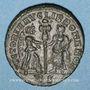 Münzen Magnence (350-353). Maiorina. Rome, 2e officine, 350. R/: la Victoire et la Liberté debout