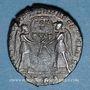 Münzen Magnence (350-353). Maiorina. Trèves, 2e officine, 352. R/: deux Victoires tenant une couronne