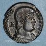 Münzen Magnence (350-353). Maiorina. Trèves, 2e officine, 352. R/: deux Victoires