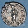 Münzen Marc Aurèle (161-180). Denier. Rome, 168-169. R/: la Libéralité