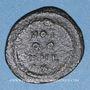 Münzen Maxence (306-312). 1/3 follis. Rome, 310-311. R/: VOT/ Q./Q./MVL/XX
