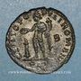 Münzen Maximien Hercule, 1er règne (286-305). Follis. Lyon, 2e officine, 301-303. R/: Génie