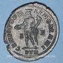 Münzen Maximien Hercule, 1er règne (286-305). Follis. Trèves, 1ère officine, 303-305. R/: Génie