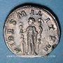 Münzen Maximin I Thrax (235-238). Denier. Rome, 236-238. R/: la Fidélité