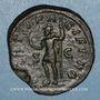 Münzen Maximin I Thrax (235-238). Sesterce. Rome, 235. R/: Mars