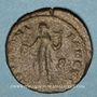 Münzen Maximin II. Monnayage semi-autonome pour Antioche. 1/4 follis. Antioche 2e officine, 311-312