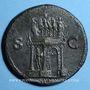 Münzen Néron (54-68). Sesterce. Lyon, 66. R/: arc de triomphe