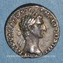 Münzen Nerva (96-98). Denier. Rome, 96. R/: deux mains jointes