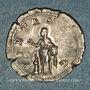 Münzen Otacilie, épouse de Philippe I. Antoninien. Rome, 244-245. R/: la Piété