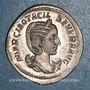 Münzen Otacilie, épouse de Philippe I. Antoninien. Rome, 244-245. R/: la Pudeur