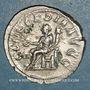 Münzen Otacilie, épouse de Philippe I. Antoninien. Rome, 247. R/: la Concorde