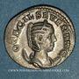 Münzen Otacilie, épouse de Philippe I. Antoninien. Rome, 247. R/: la Piété