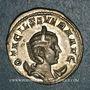Münzen Otacilie, épouse de Philippe I. Antoninien. Rome, 4e officine. 248. R/: la Piété