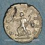 Münzen Philippe I (244-249). Antoninien. Rome, 244-245. R/: la Paix