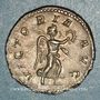 Münzen Philippe I (244-249). Antoninien. Rome, 244-245. R/: Victoire