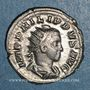 Münzen Philippe II, auguste (247-249). Antoninien. Rome, 247. R/: la Paix