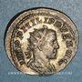 Münzen Philippe II, auguste (247-249). Antoninien. Rome, 247. R/: Philippe