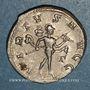 Münzen Philippe II, auguste (247-249). Antoninien. Rome, 3e officine, 248. R/: Mars
