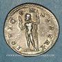 Münzen Philippe II, césar sous Philippe I (244-247). Antoninien. Rome, 245-246. R/: Jupiter