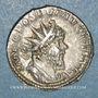 Münzen Postume (260-269). Antoninien. Cologne, 265-268. R/: Sérapis debout à gauche