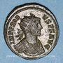 Münzen Probus (276-282). Antoninien. Rome, 1ère officine, 278-280. R/: trophée entre deux captifs