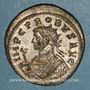 Münzen Probus (276-282). Antoninien. Ticinum, 280. R/: la Santé