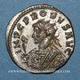 Münzen Probus (276-282). Antoninien. Ticinum, 5e officine. 280-281. R/: la Paix