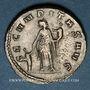 Münzen Salonine, épouse de Gallien. Antoninien. Milan, 259-260. R/: la Fécondité debout de face