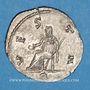Münzen Salonine, épouse de Gallien. Antoninien. Rome, 4e officine. 263-264. R/: Vesta