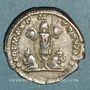 Münzen Septime Sévère (193-211). Denier. Rome, 201. R/: trophée