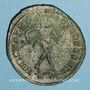 Münzen Sévère II, césar (305-306). Follis. Ticinum, 3e officine. 305-306. R/: Mars