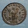 Münzen Séverine, 1ère épouse d'Aurélien. Antoninien. Rome, 6e officine. 275. R/: la Concorde