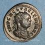 Münzen Tacite (275-276). Antoninien. Ticinum, 3e officine, 276. R/: la Santé
