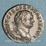 Münzen Titus, auguste (79-81). Denier. Rome, 79. R/: Vénus callipyge