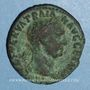 Münzen Trajan (98-117). As. Rome, 101-102. R/: Victoire