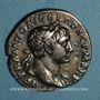 Münzen Trajan (98-117). Denier. Rome, 107. R/: trophée