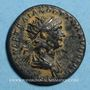 Münzen Trajan (98-117). Semis. Antioche (?) 115-116