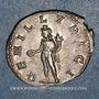 Münzen Trajan Dèce (249-251). Antoninien. Milan, 250-251. R/: Génie
