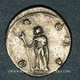 Münzen Trajan Dèce (249-251). Antoninien. Rome, 249-251. R/: la Dacie debout à gauche