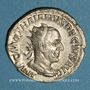 Münzen Trajan Dèce (249-251). Antoninien. Rome, 250-251. R/: Génie