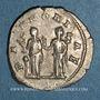 Münzen Trajan Dèce (249-251). Antoninien. Rome, 250-251. R/: les deux Pannonies