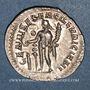 Münzen Trajan Dèce (249-251). Antoninien. Rome, 250. R/: Génie