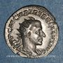 Münzen Trébonien Galle (251-253). Antoninien. Rome, 251. R/: Mars