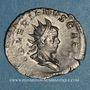 Münzen Valérien II, césar (256-258). Antoninien. Cologne, 256-257. R/: Jupiter
