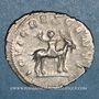 Münzen Valérien II, césar (256-258). Antoninien. Cologne, 257-258. R/: Jupiter
