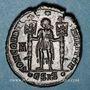 Münzen Vétranion (350). Maiorina. Siscia, 5e officine, 350. R/: Vétranion en habit militaire