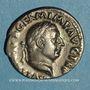 Münzen Vitellius (69). Denier. Rome, 69. R/: la Concorde