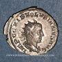 Münzen Volusien, auguste (251-253). Antoninien. Atelier incertain, 252. R/: la Félicité
