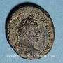 Münzen Antonin le Pieux (138-161). Bronze. Aelia Capitolina (= Jérusalem, Judée)
